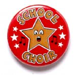 School Choir Badge